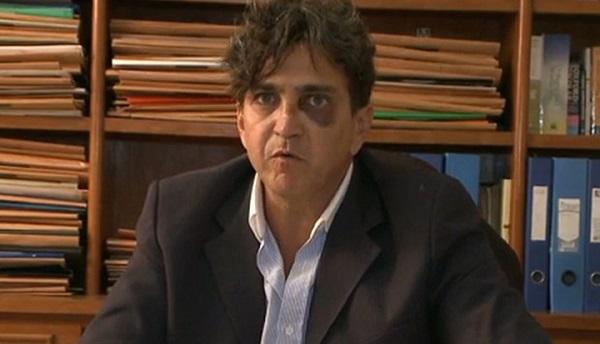 O promotor Carlos Serra pode parar no xilindró.