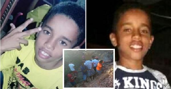 Tragédia! Duas crianças morrem soterradas em São Félix de Balsas.