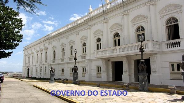 PALÁCIO DO GOVERNO DO MARANHÃO.