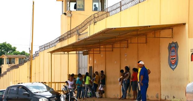 População em Alerta: 588 presos vão passar o Dia dos Pais fora da cadeia.