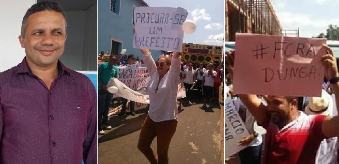 Pais e alunos do povoado Bom Sucesso, relatam na Câmara Municipal de Icatu que estão cansados de tanto serem humilhados por parte do prefeito Dunga (PMN).