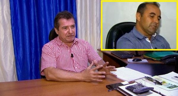PREFEITO HELDER ARAGÃO.