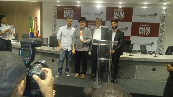 Prefeito Tonhão ganha expansão do Maranet em Cachoeira Grande.