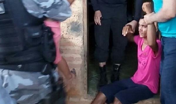 Pai pede o controle, sequestra os próprios filhos mas é contido pela PM na cidade de Balsas.