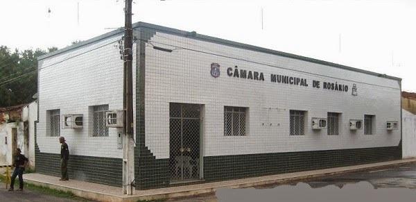 Palácio Dorotéia Queiroz Câmara Municipal de Rosário-MA