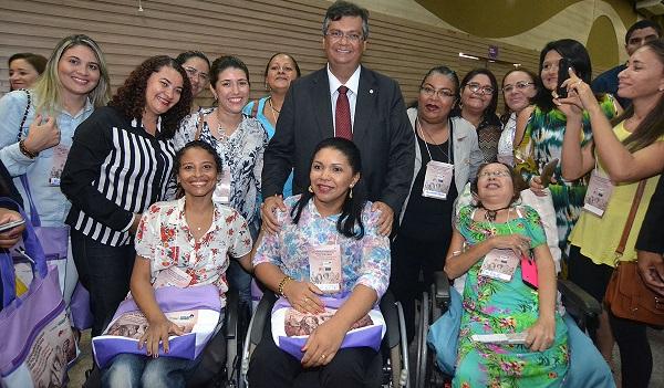 Para o governador Flávio Dino, a participação popular é fundamental para a construção de políticas públicas de fortalecimento das minorias.