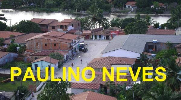 A PREFEITURA DE PAULINO NEVES ABRE CONCURSO PÚBLICO COM 74 VAGAS PARA O PERÍODO DE DOIS ANOS.