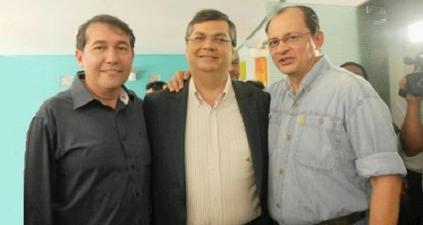 Paulo Matos articula com os partido da base do governo Dino apoio a Pastor Porto.