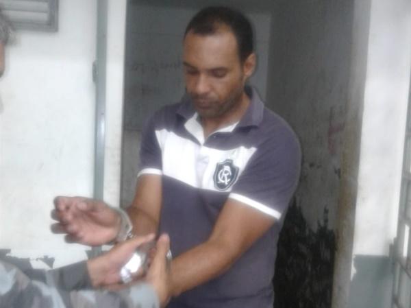 Policiais do 27º BPM em Operação conjunto com a policia Civil de Rosário prendem o segundo assaltante do correio de P. Juscelino/Ma.
