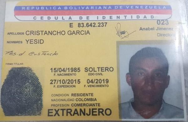 Colombiano é preso por agiotagem em Barra do Corda.