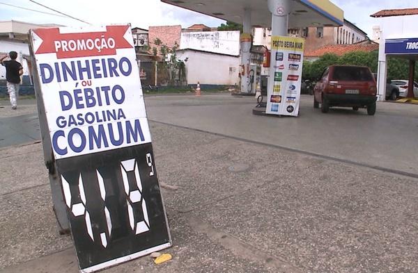 Gasolina no Maranhão teve maior aumento de preço do país após greve dos caminhoneiros.