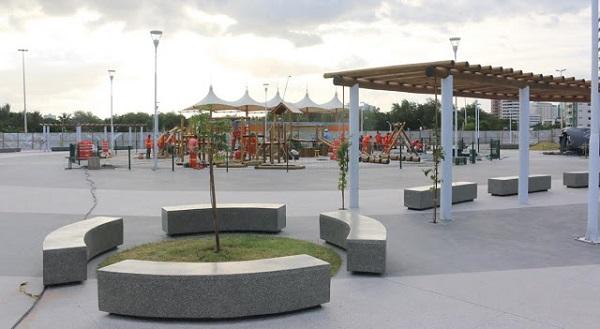 Governo e Prefeitura entregam Praça da Lagoa neste sábado (25).