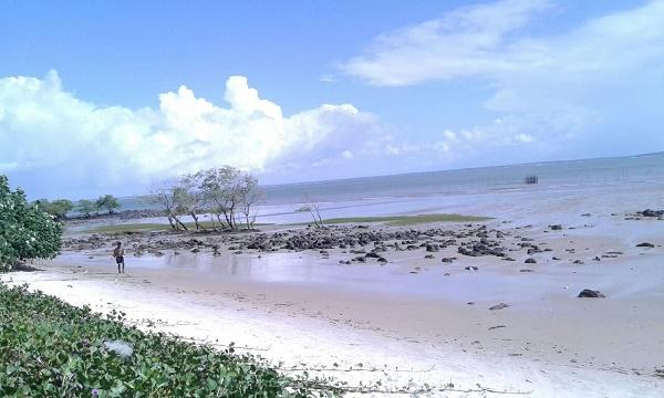 Praia de Santa Maria, Icatú-MA.