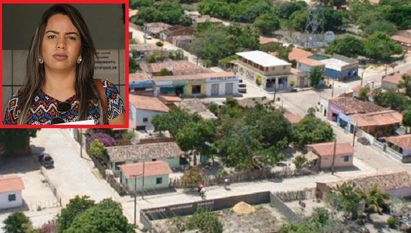 MISTÉRIO: Prefeita de Água Doce sofre atentado em sua residência.