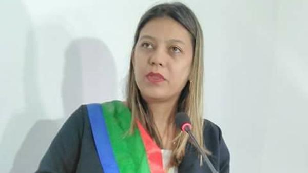 Ministério Público pede condenação da prefeita de Bacabeira Fernanda Gonçalo.