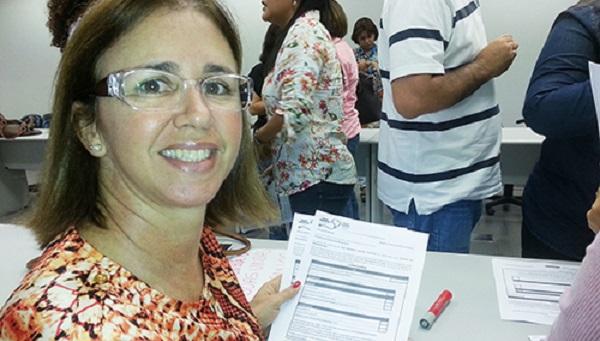 prefeita de Serrano do Maranhão, Maria Donária Rodrigues.