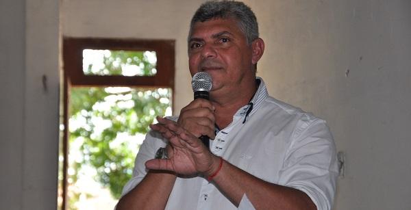 Prefeito Antônio José Martins.