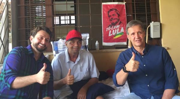 Prefeito de Governador Nunes Freire que sofreu acidente vascular cerebral (AVC) reassumirá a Prefeitura.