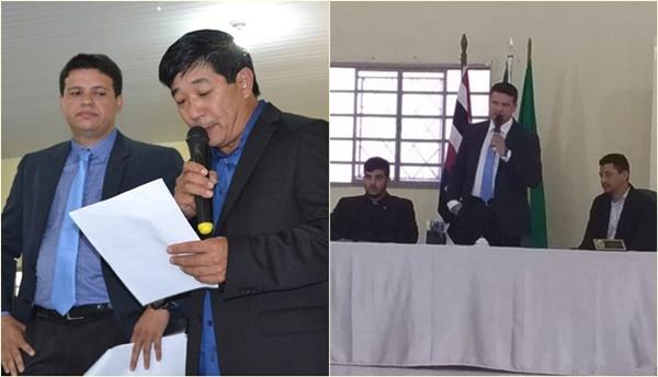 Juíza afasta prefeito Rubens Japonês e vice assume em Alto Parnaíba no MA.