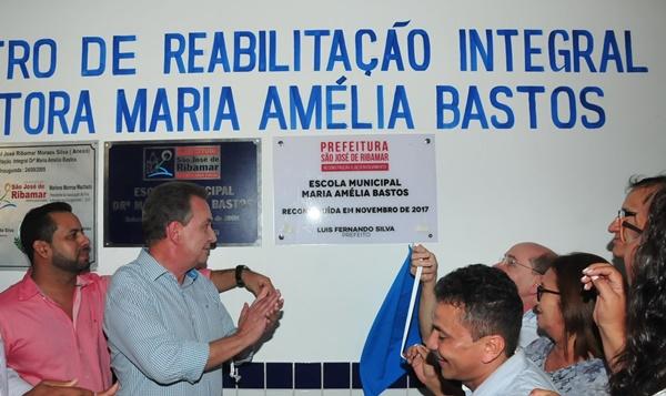 Centro da Pessoa com Deficiência ganha novas instalações São José de Ribamar.