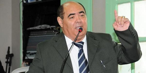 Presidente da Câmara Municipal de São Luís, Astro de Ogum.