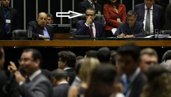 Presidente da Casa, Henrique Eduardo Alves (PMDB-AL)