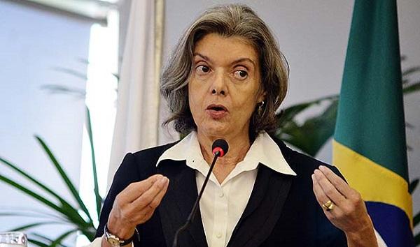 Presidente do Supremo Tribunal Federal (STF), Cármen Lúcia.