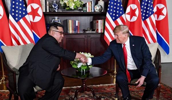 Brasil elogia cúpula entre Donald Trump e Kim Jong-un em direção à paz.