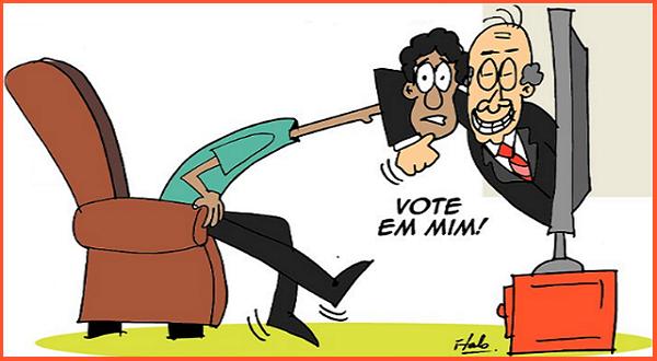 Propaganda eleitoral no rádio e na TV terá início dia 26 de agosto.