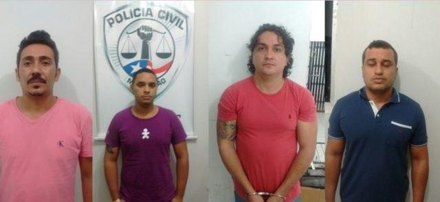 Quadrilha de estelionatário que aplicava golpes pelo WhatsApp é presa em São Luís.
