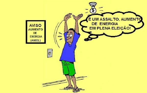 REAJUSTE DE ENERGIA.