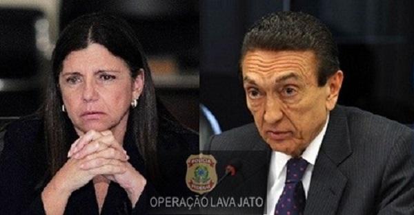 ROSEANA E LOBÃO.