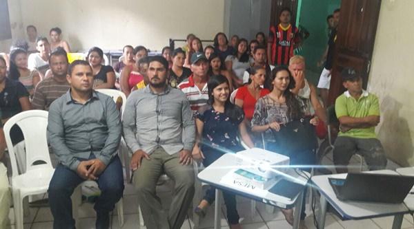"""Prefeito Sidrack leva Projeto """"Minha Casa Minha Vida"""" para município de Morros."""