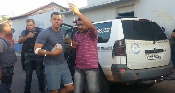 SD PM Wanderson foi baleado em Altamira.