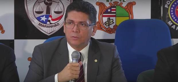 SECRETÁRIO DE SEGURANÇA JEFFERSON PORTELA.