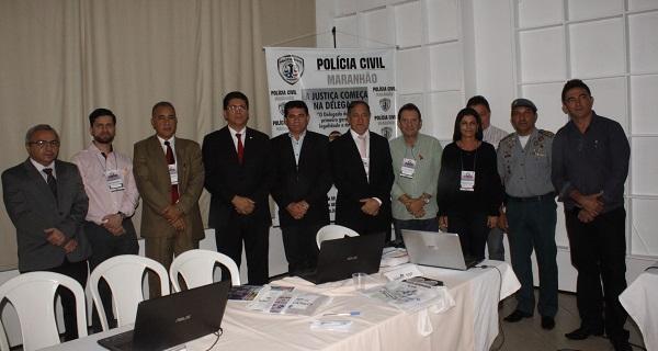 SECRETÁRIO JEFFERSON PORTELA E ALGUNS PREFEITOS.