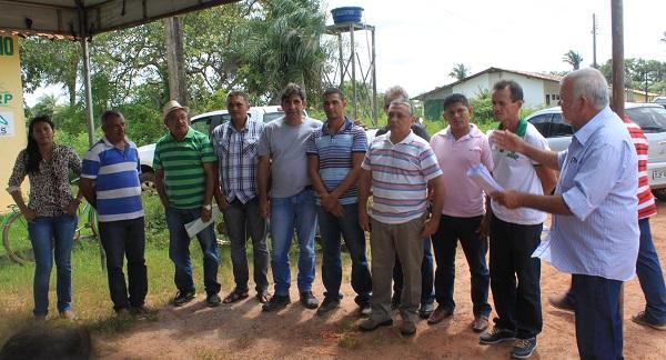 SECRETÁRIOS DA REGIÃO MUNIM E LENÇOIS.