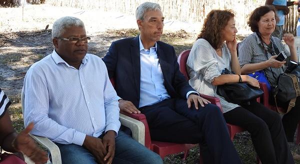 Governo do Estado e Embaixador da União Europeia visitam quilombo no Maranhão.