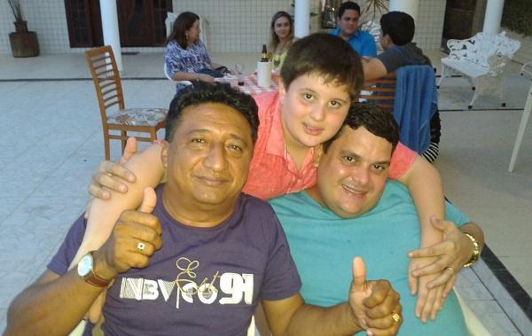 SGT-CARLOS O EMPRESÁRIO FABIANO E SEU SUBLINHO DO CATAR.