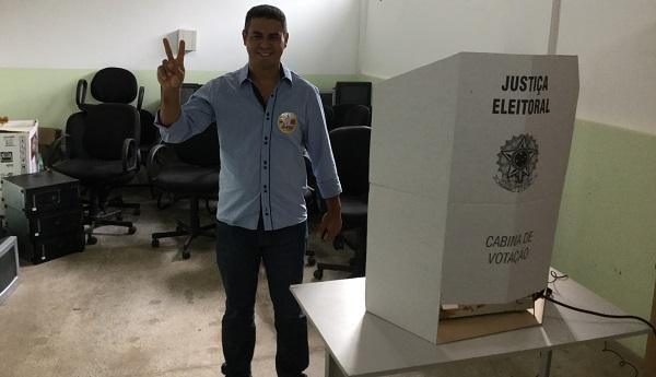 SIDRACK É ELEITO PREFEITO PELA VONTADE DO POVO.