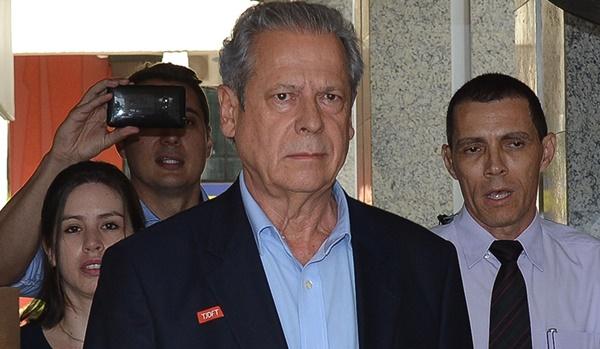 Segunda Turma do STF manda soltar ex-ministro José Dirceu.