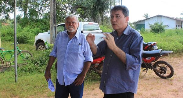SUPLENTE DE SENADOR E ASSESSOR ESPECIAL DO GOVERNO PAULO MATOS.