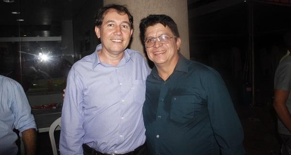 SUPLENTE DE SENADOR PAULO MATOS E CEL.BM CELIO ROBERTO.
