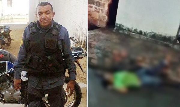 Mulher morre em confronto com PMs após tomar arma de sargento e tentar matá-lo em Igarapé Grande.