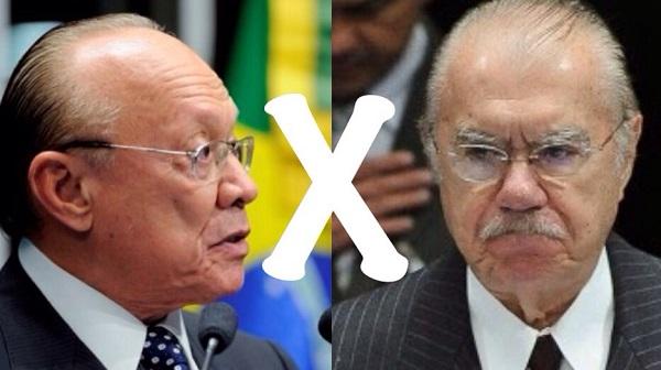 Sarney e João Alberto.