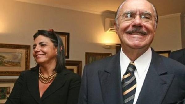 Sarneys mantêm indicados em cargos estratégicos do governo Flávio Dino.