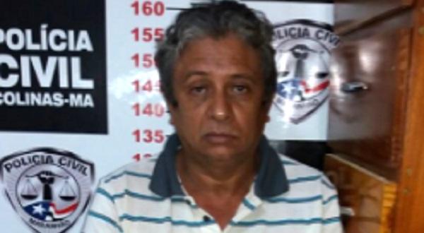 Homem é preso em Colinas por estuprar as 3 enteadas.