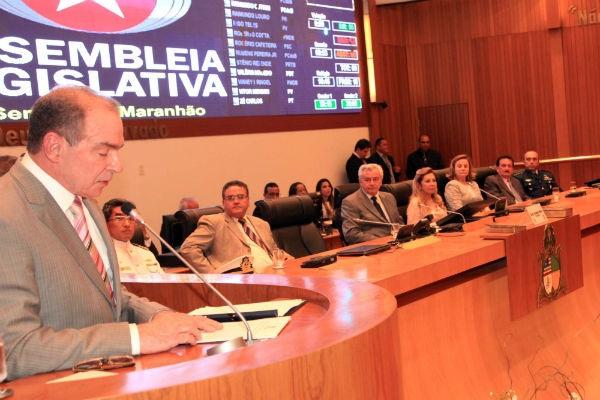 Secretário-chefe da Casa Civil, João Abreu.