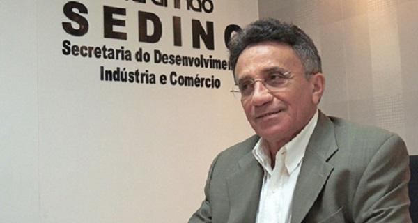 Secretário da Indústria e Comercio do Governo Roseana Sarney.