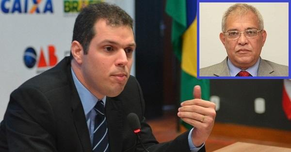 Secretário de Transparência, Rodrigo Lago, está apurando o caso do ex-secretário de planejamento do governo Roseana, João Bernardo Bringel.